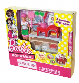 barbie-chef
